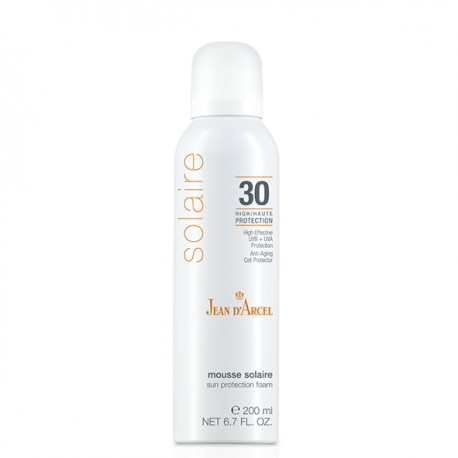 Mousse Solaire LSF 30 200 ml
